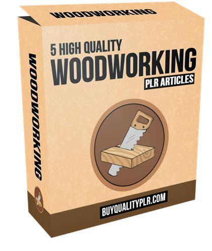 Woodworking-Plr
