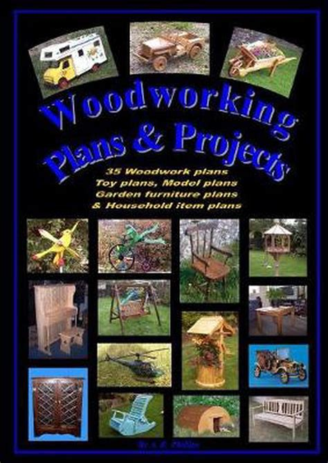 Woodworking-Project-Books