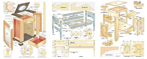 Woodworking-Projects-Free-Patterns