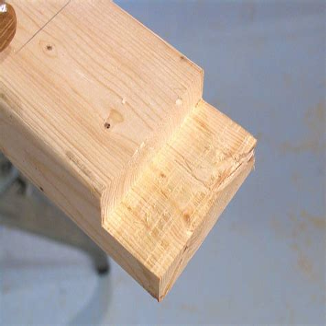 Woodworking-Rabbet-Cut