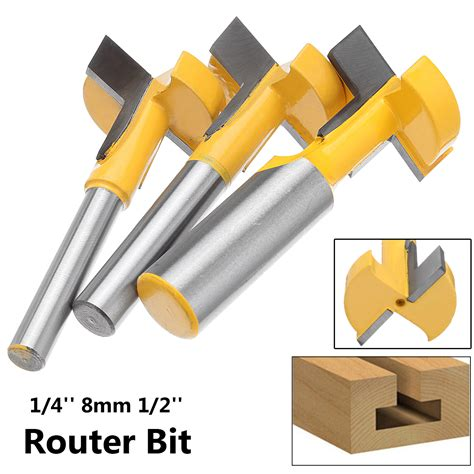 Woodworking-Router-Bits