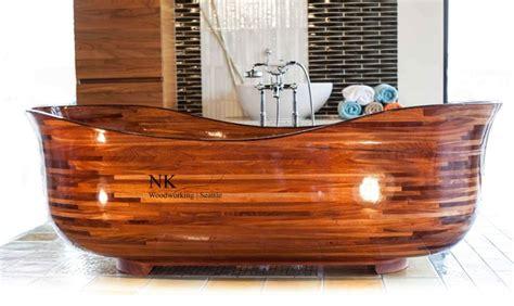 Woodworking-Seattle-Bathtub