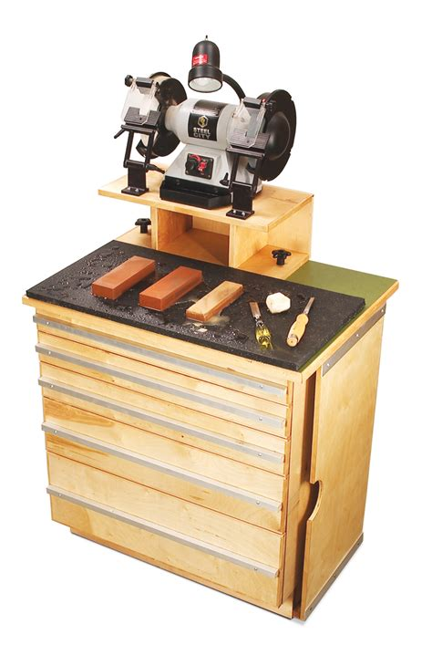 Woodworking-Sharpening-Station