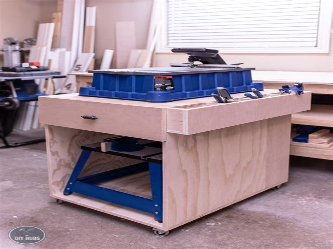Woodworking-Shop-Cart