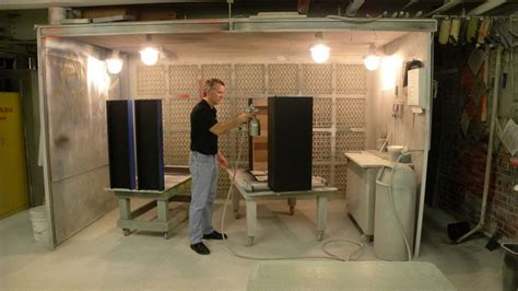 Woodworking-Spray-Booth-Plans