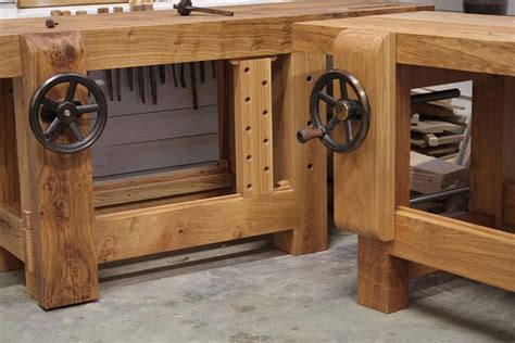 Woodworking-Workbench-Types