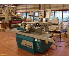 Best Woodworking machines used