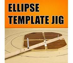 Best Woodworking oval jig