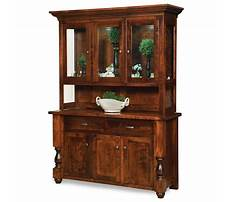 Best Woodworking plans dining room hutch