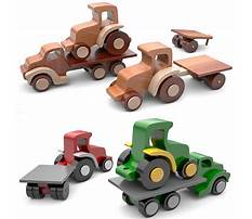 Best Woodworking plans for toy cars and tractors