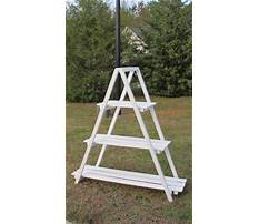 Best Woodworking plans ladder shelf.aspx