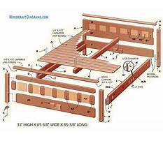 Best Woodworking plans queen bed.aspx