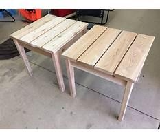 Best Woodworking plans small ooutdoor tables.aspx