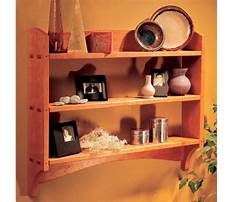 Best Woodworking plans wall bookcase