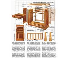 Best Woodworking plans wine cabinet