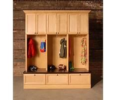 Best Woodworking storage locker