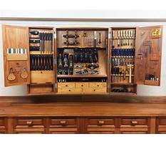 Best Woodworking tool cabinet
