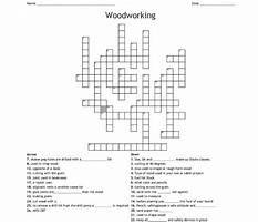Best Woodworking tools crossword.aspx