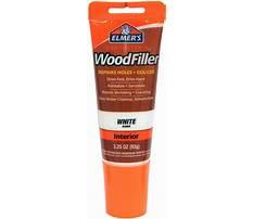 Best Woodworking wood filler