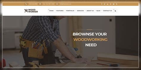Wordpress-Themes-For-Woodworkers