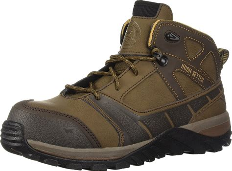 Work Men's Rockford Waterproof Nano-Toe 5' Boot