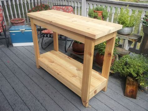 Workbench Plans 2x6