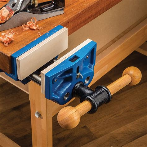 Workbench Wood Vise