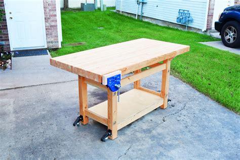 Workbench-On-Wheels-Diy