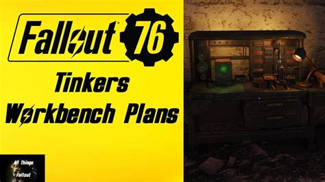 Workbench-Plans-Fallout76