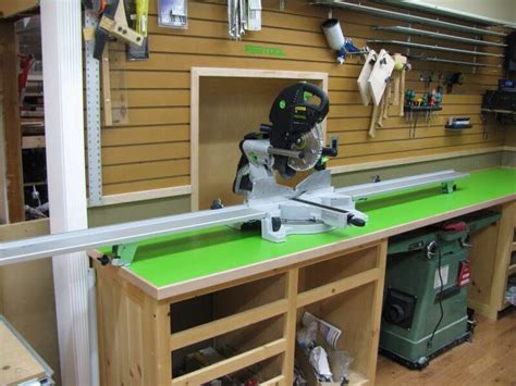 Workbench-Plans-With-Recessed-Miter-Saw