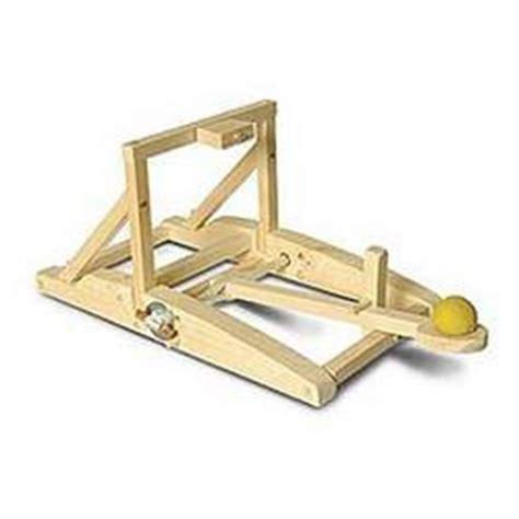 Working-Wood-Catapult-Diy-Kit