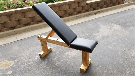 Workout-Bench-Plans