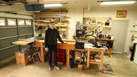 Workshop Tours Woodworking