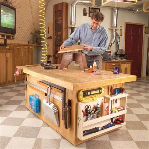 Workshop Woodworking Projects