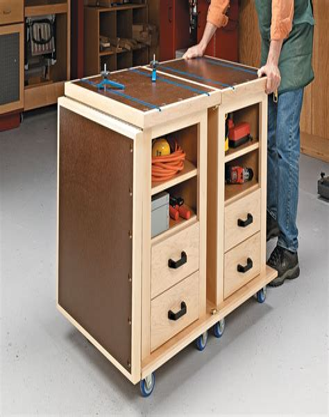 Workshop-Cart-Plans