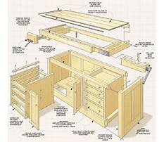 Best Workshop cabinets diagrams and plans