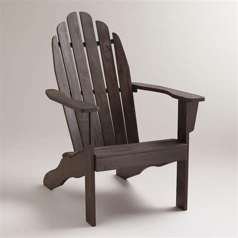 World-Market-Espresso-Adirondack-Chair