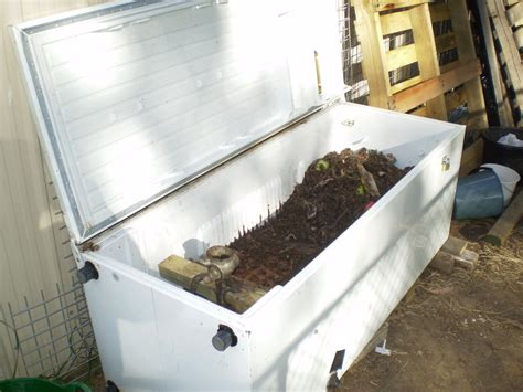 Worm Bed Diy Gone