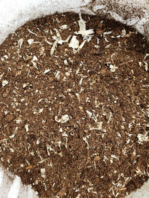 Worm Bedding Mix