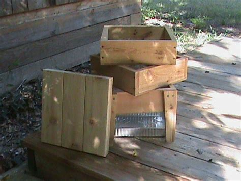 Worm Bin Designs Wooden