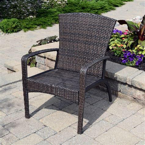 Woven-Thread-Adirondack-Chair