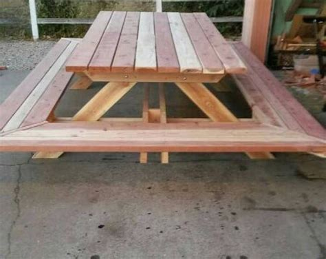 Wrap-Around-Picnic-Table-Plans