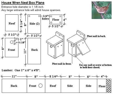 Wren-Nest-Box-Plans