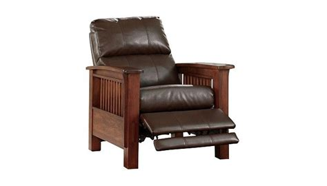 Wright Collection Bark Recliner