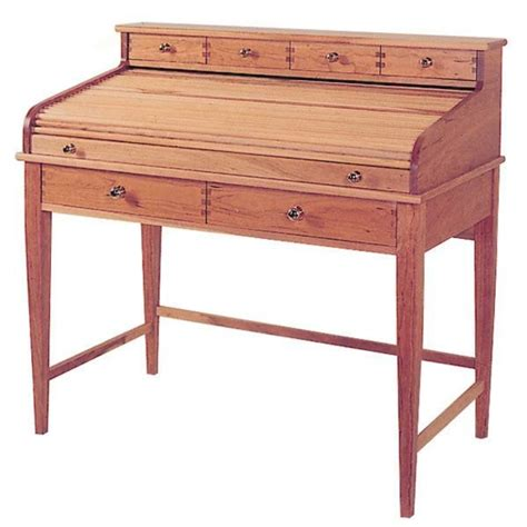 Writing Desk Woodworking Plans