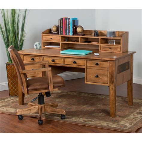 Writing-Desk-With-Hutch-Plans