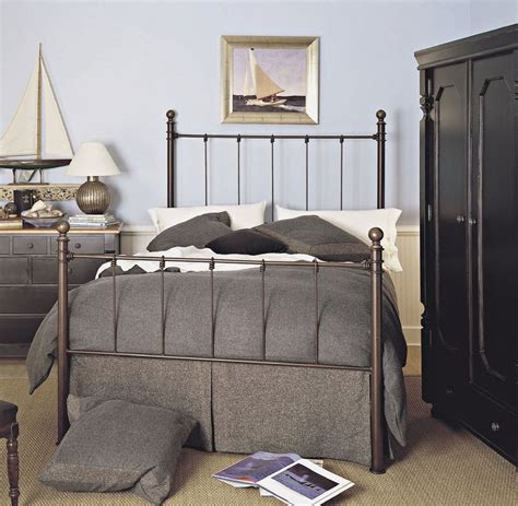 Wrought Iron Bed Frame Diy