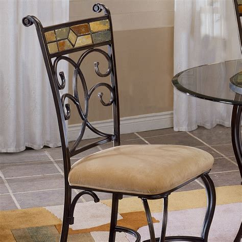 Wrought Iron Chairs Dining Room