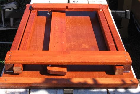Ww2 Folding Wood Table Plans