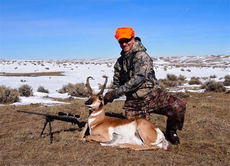 Wyoming Fall Rifle Hunting Seasons 2019 And Benelli Sbe Rifled Slug Barrel
